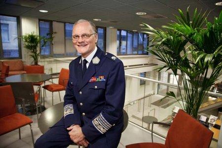 96% жителей Финляндии доверяют полиции.