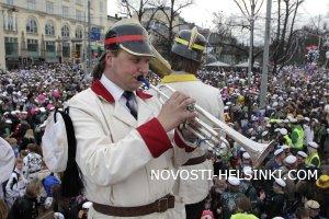 Ваппу в Хельсинки - гуляют все