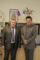 Российские космонавты посетили Хельсинки