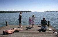 Летом в Финляндии