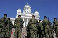 Служба в финской армии