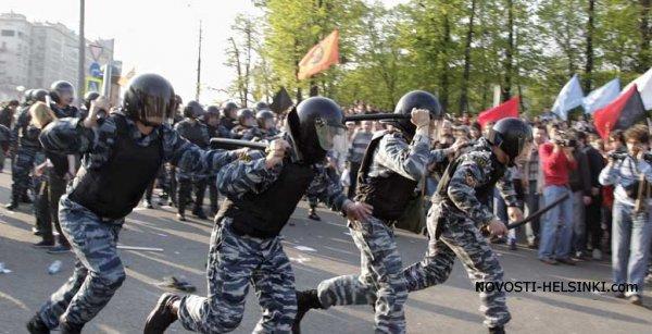 """""""Марш миллионов"""". 6 мая Москва"""
