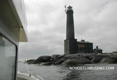 На маяке Bengtskar