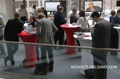 Сайма-Саммит 2012: от проблем  к возможностям