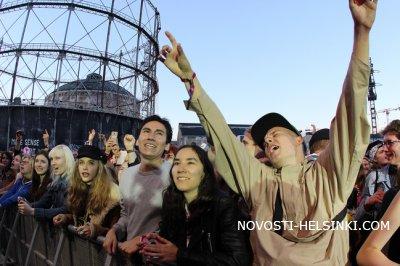 Flow Festival: �� ����������, �� ������ ���������